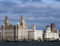 Liverpool, Waterfront