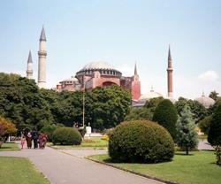 Moskee Istanboel