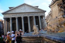 Rome, Pantheon (foto Dennis faro)